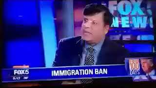 Attorney Naresh Gehi on Fox News discussing the immigration ban.